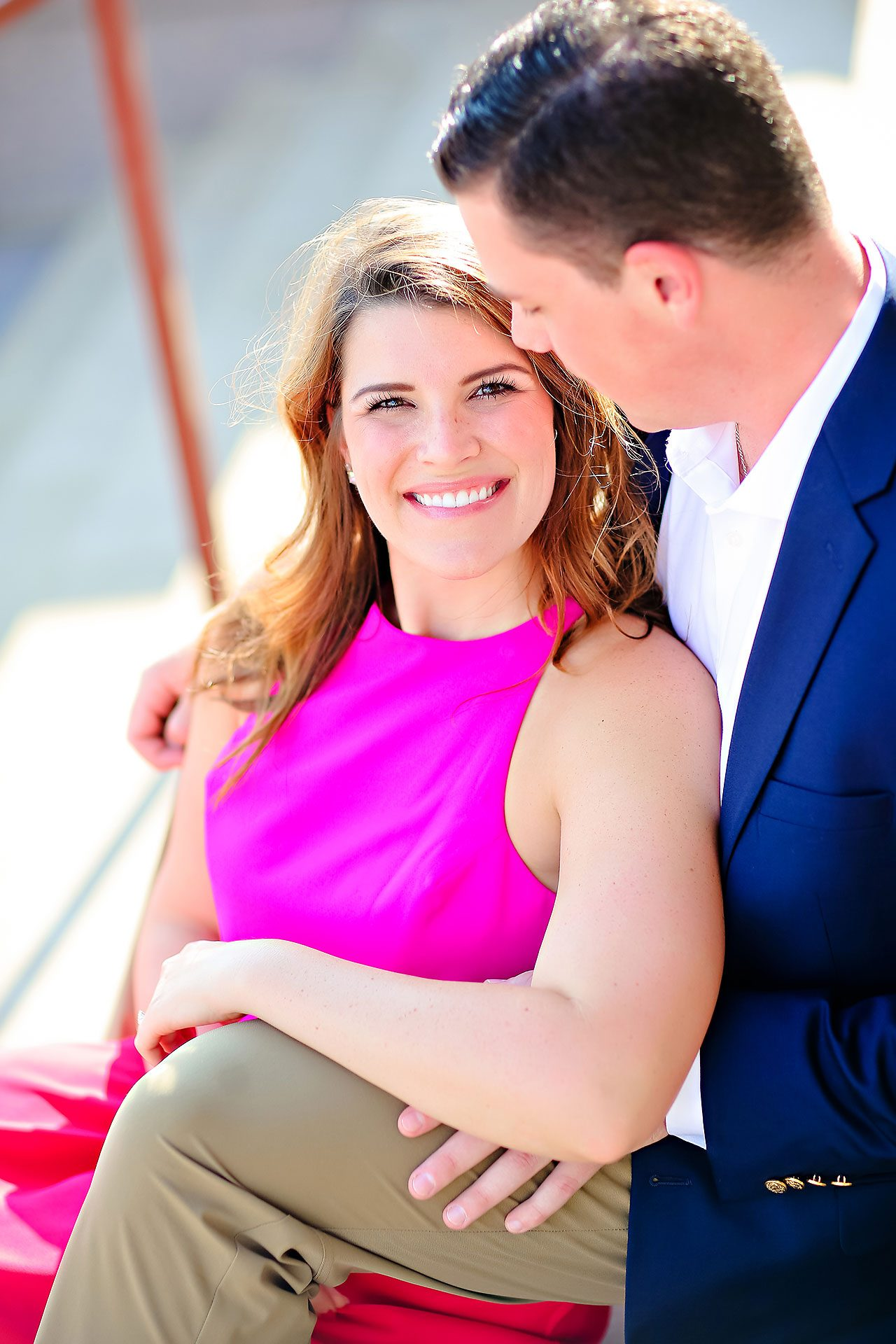 Emily JD Carmel Indiana Engagement Session 115