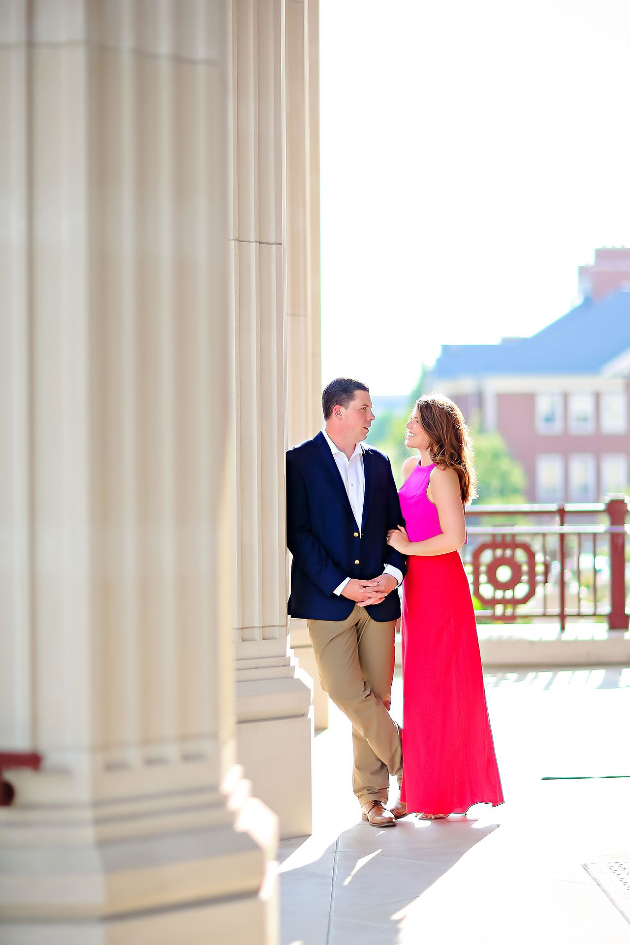 Emily JD Carmel Indiana Engagement Session 116