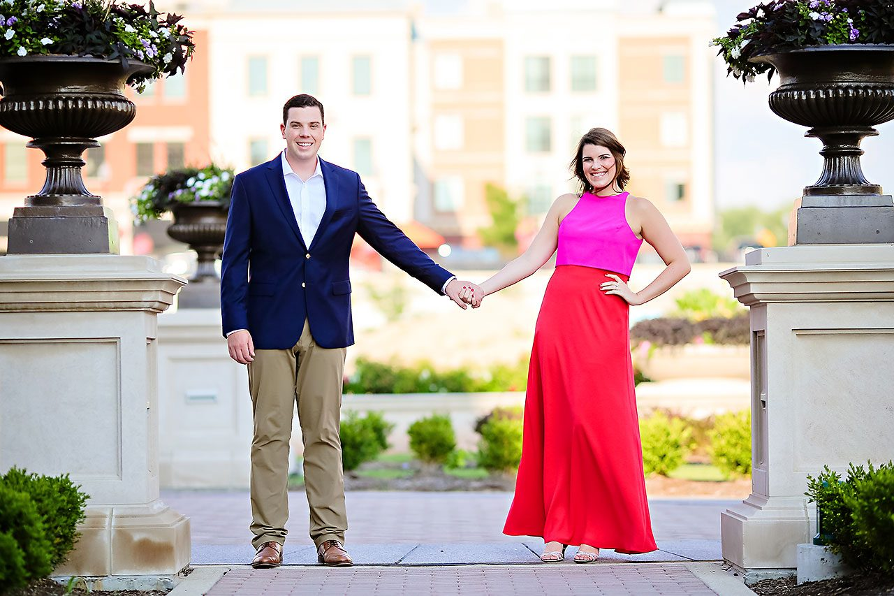 Emily JD Carmel Indiana Engagement Session 121