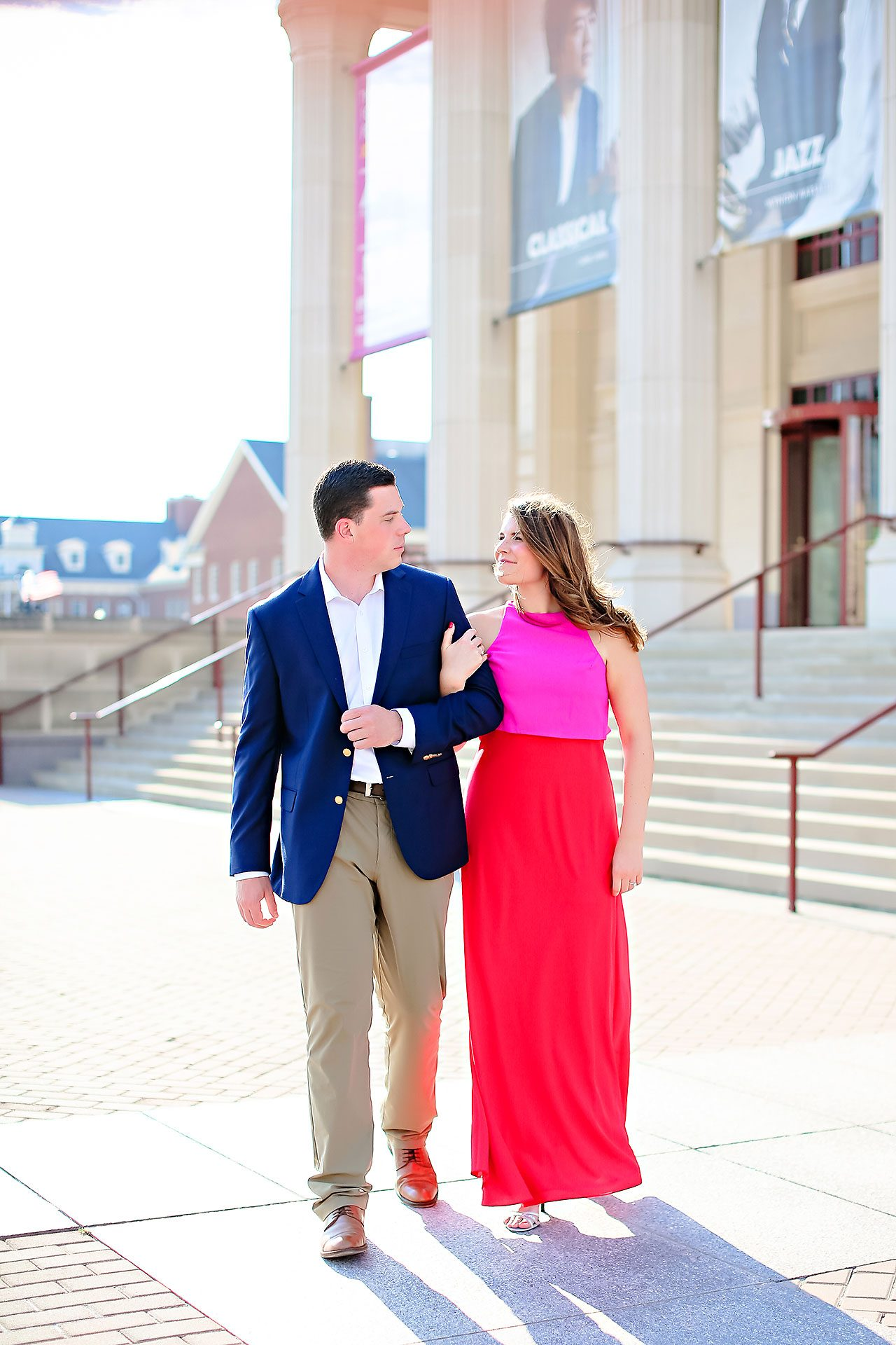 Emily JD Carmel Indiana Engagement Session 125