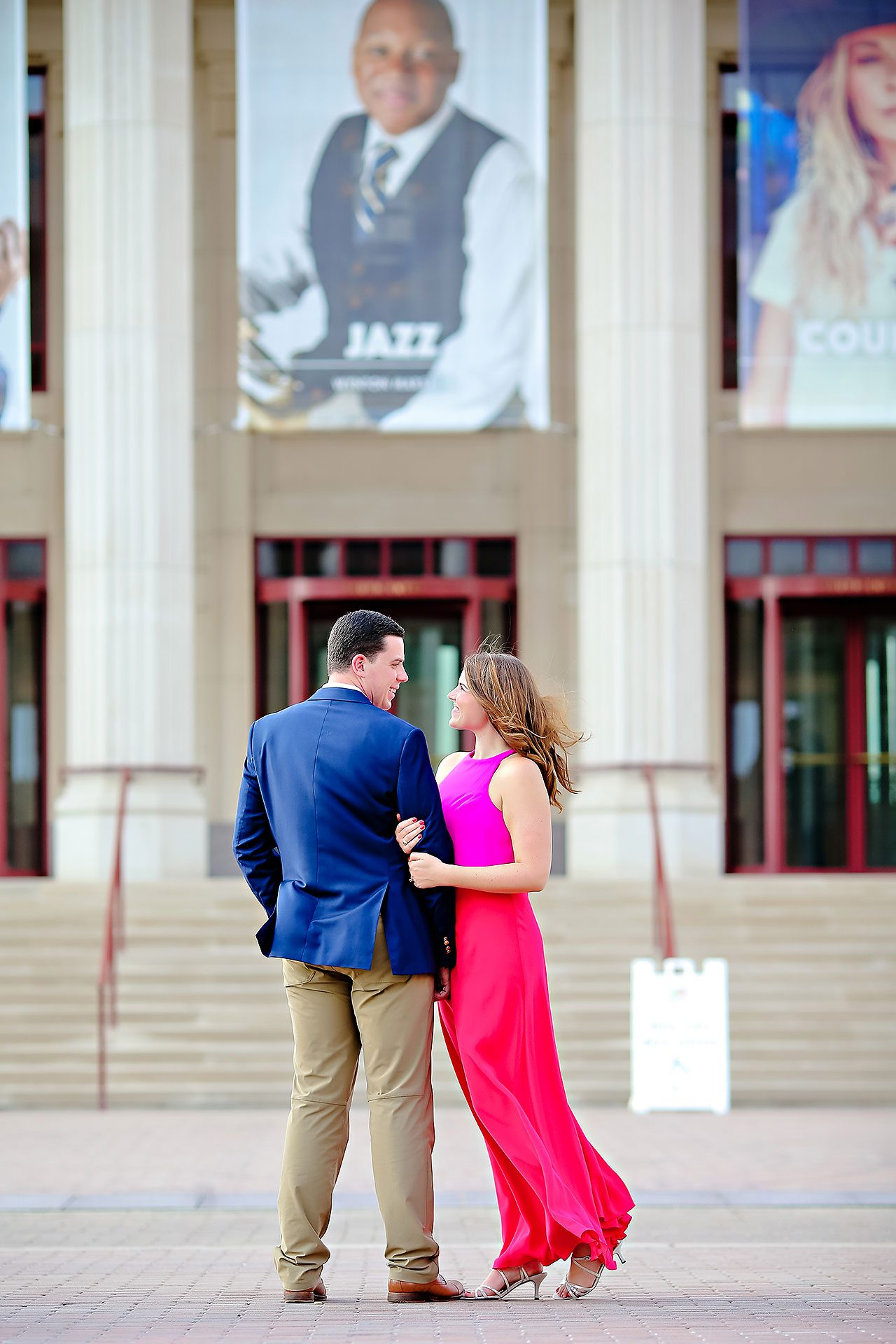 Emily JD Carmel Indiana Engagement Session 127