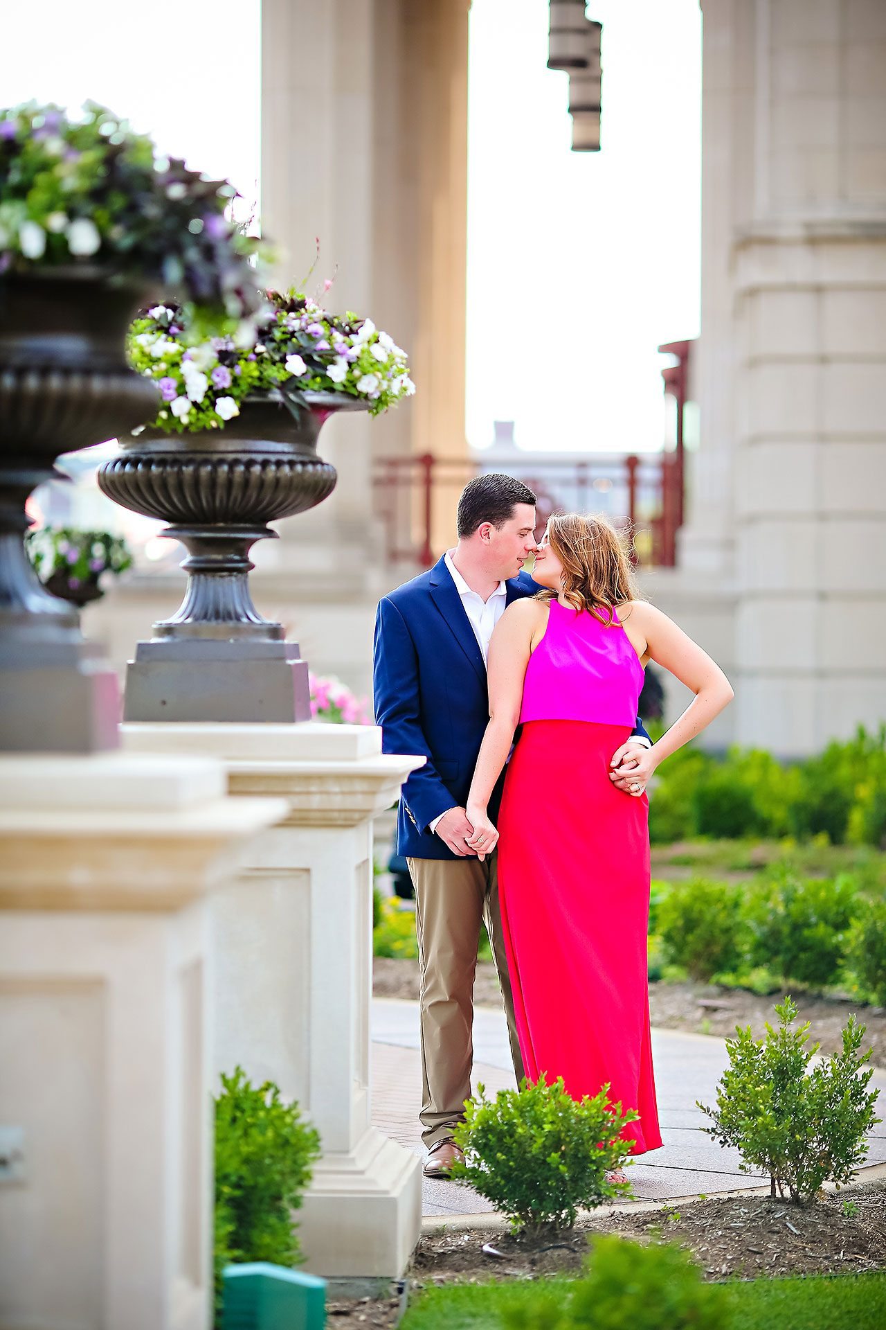 Emily JD Carmel Indiana Engagement Session 132