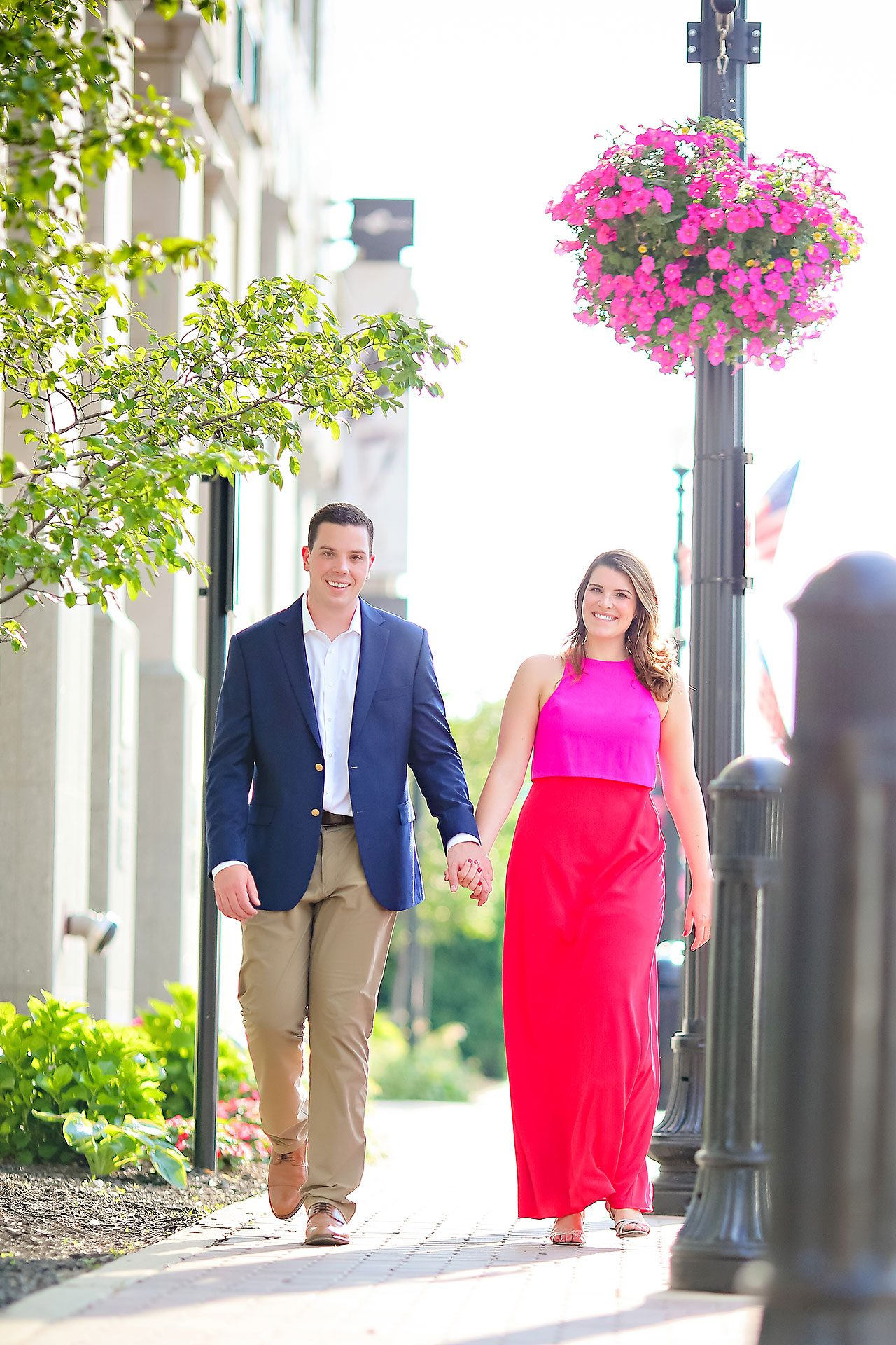 Emily JD Carmel Indiana Engagement Session 134