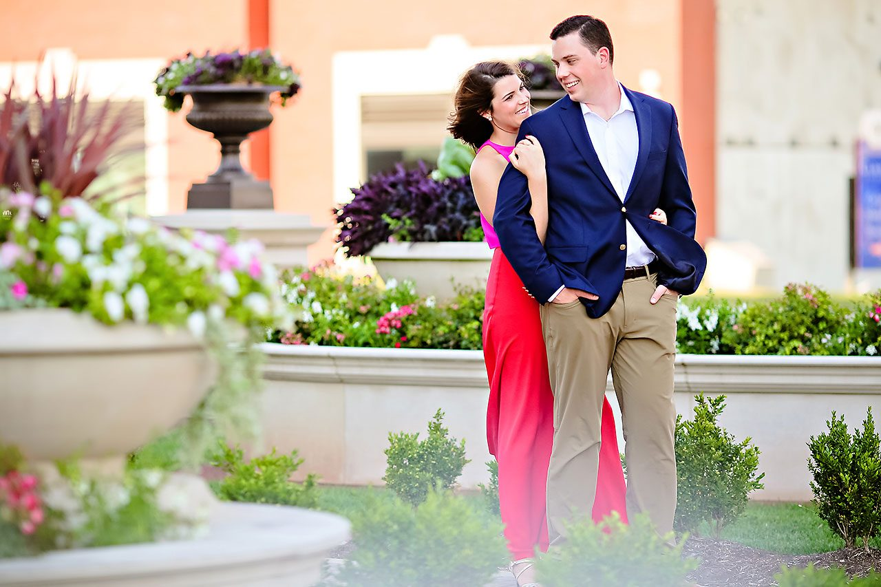 Emily JD Carmel Indiana Engagement Session 137