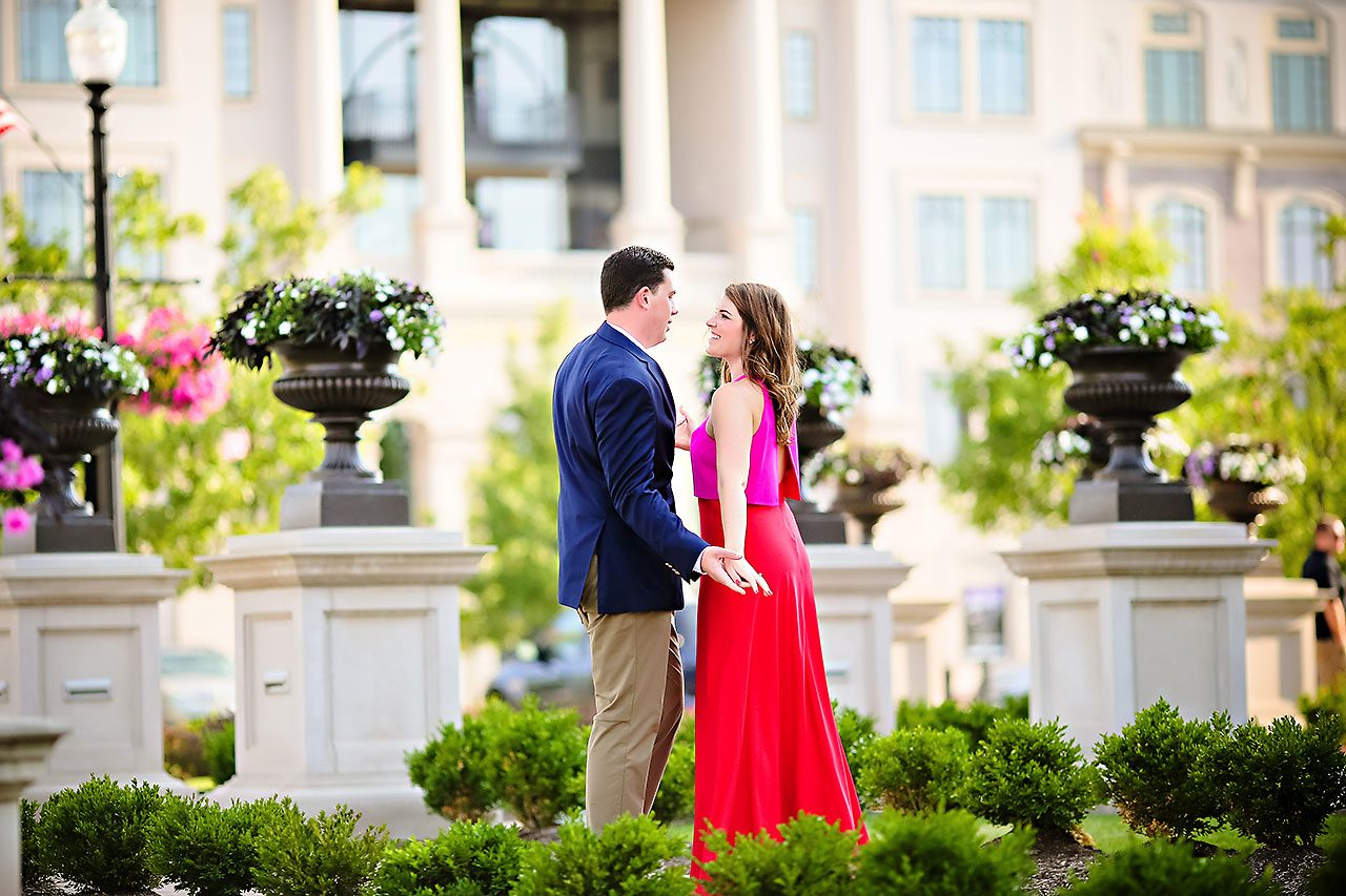 Emily JD Carmel Indiana Engagement Session 139