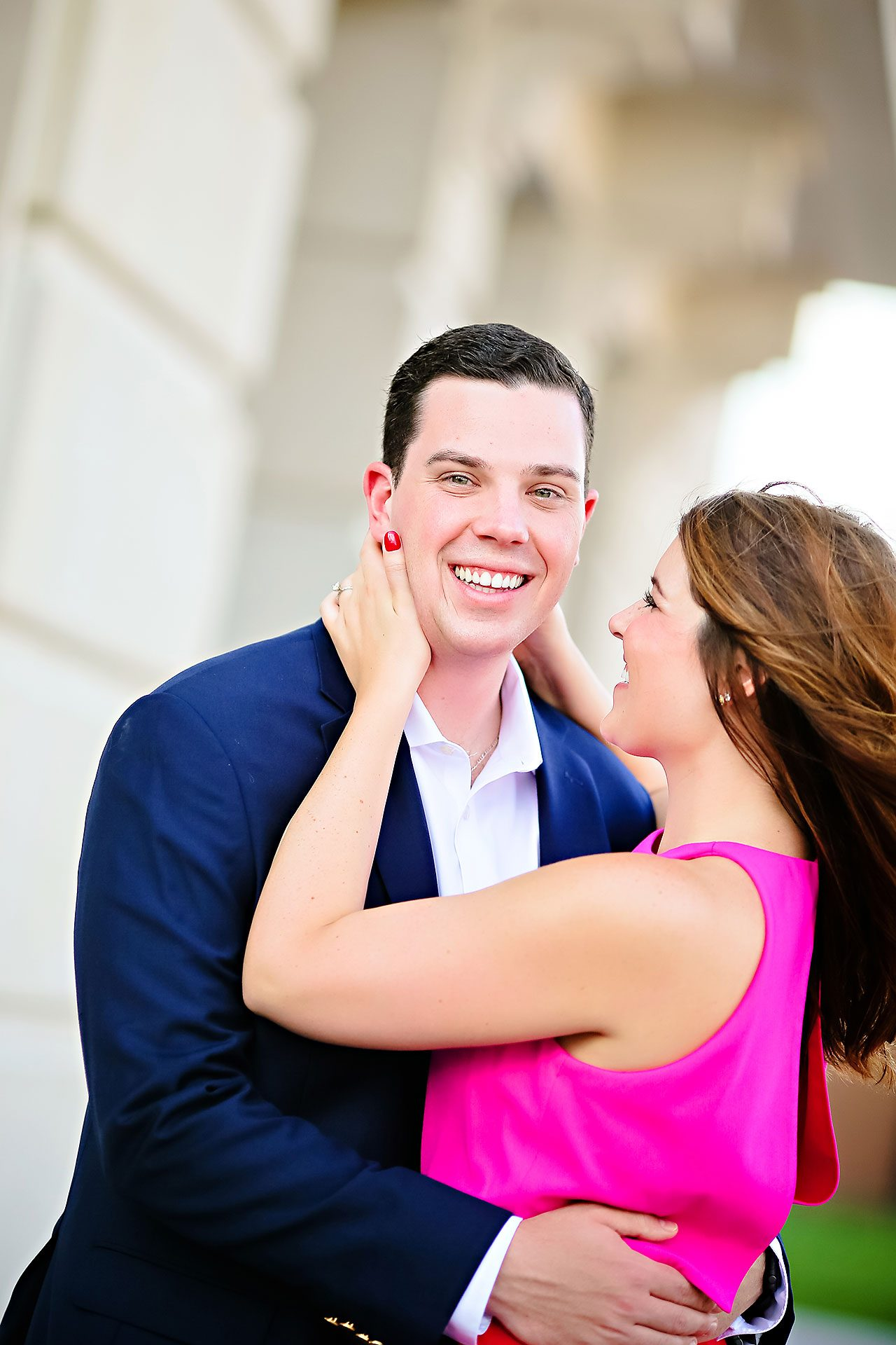 Emily JD Carmel Indiana Engagement Session 144
