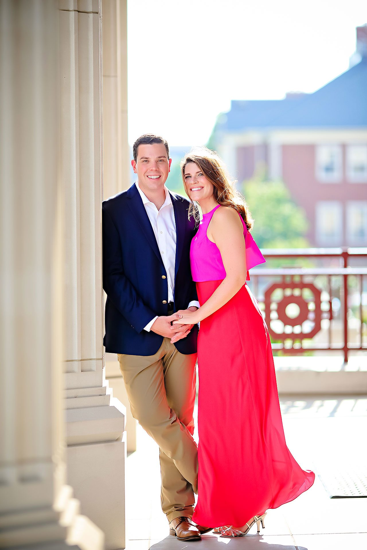 Emily JD Carmel Indiana Engagement Session 147