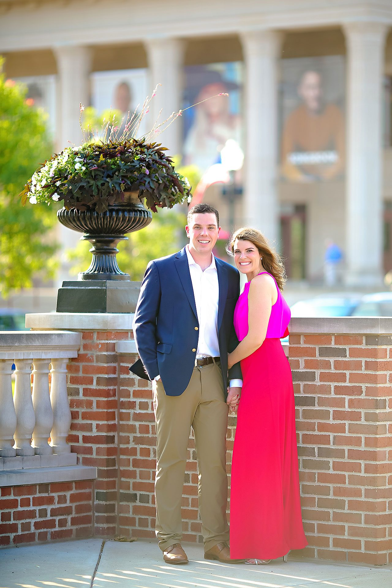 Emily JD Carmel Indiana Engagement Session 149