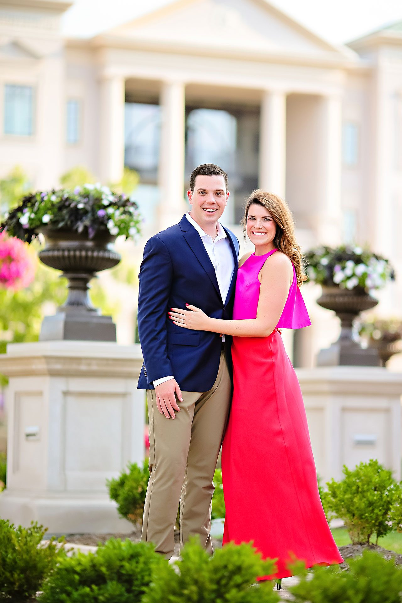 Emily JD Carmel Indiana Engagement Session 159