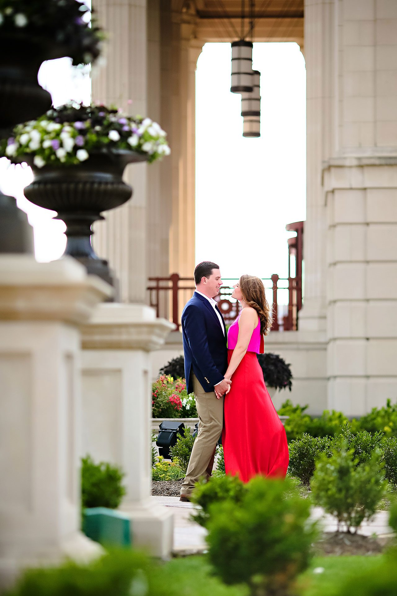 Emily JD Carmel Indiana Engagement Session 160