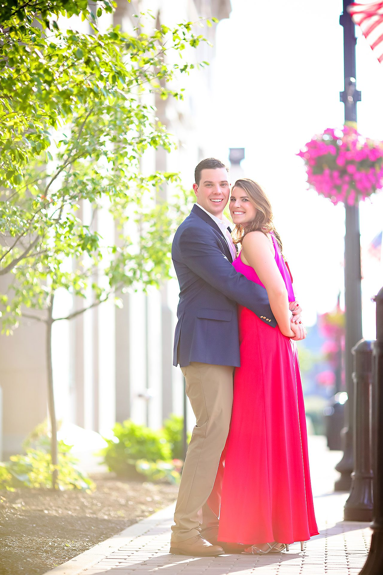Emily JD Carmel Indiana Engagement Session 163