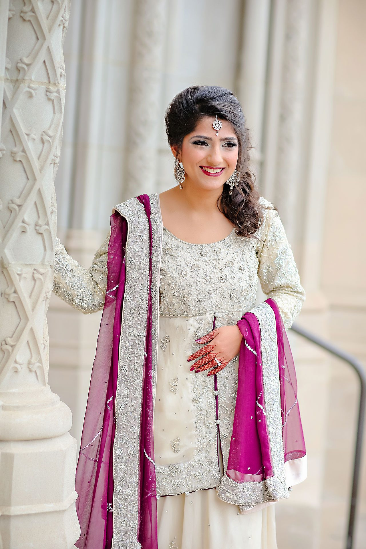 Haseeba Ammar Indianapolis Pakistani Wedding Reception 028