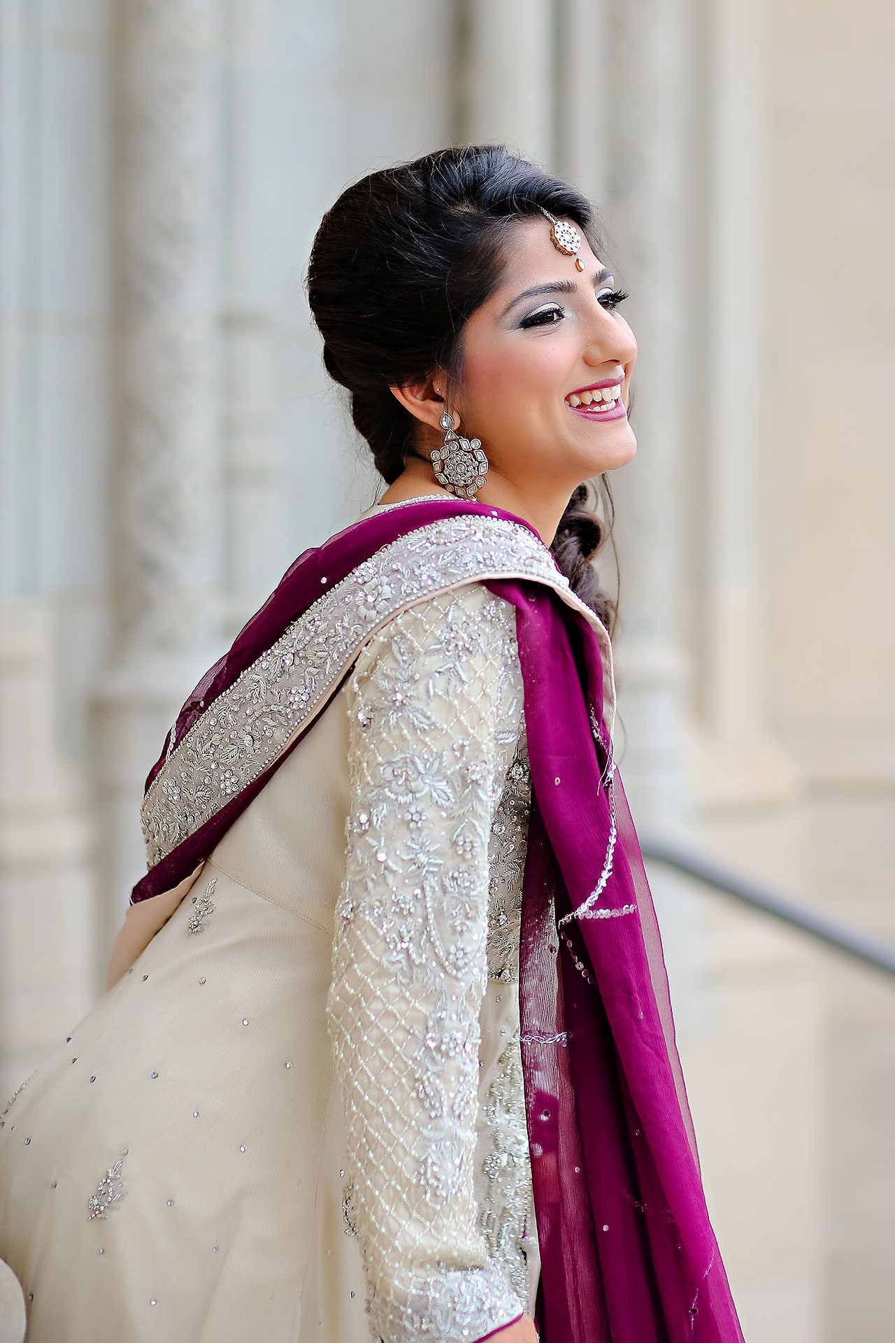 Haseeba Ammar Indianapolis Pakistani Wedding Reception 037