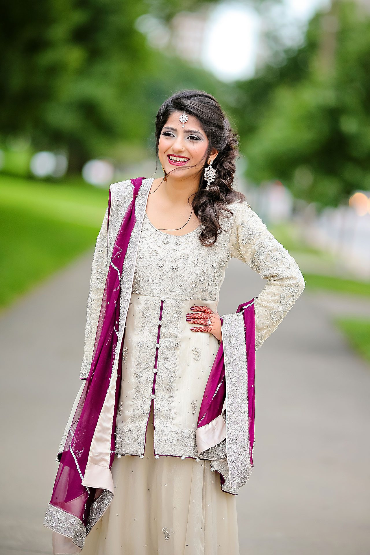 Haseeba Ammar Indianapolis Pakistani Wedding Reception 049
