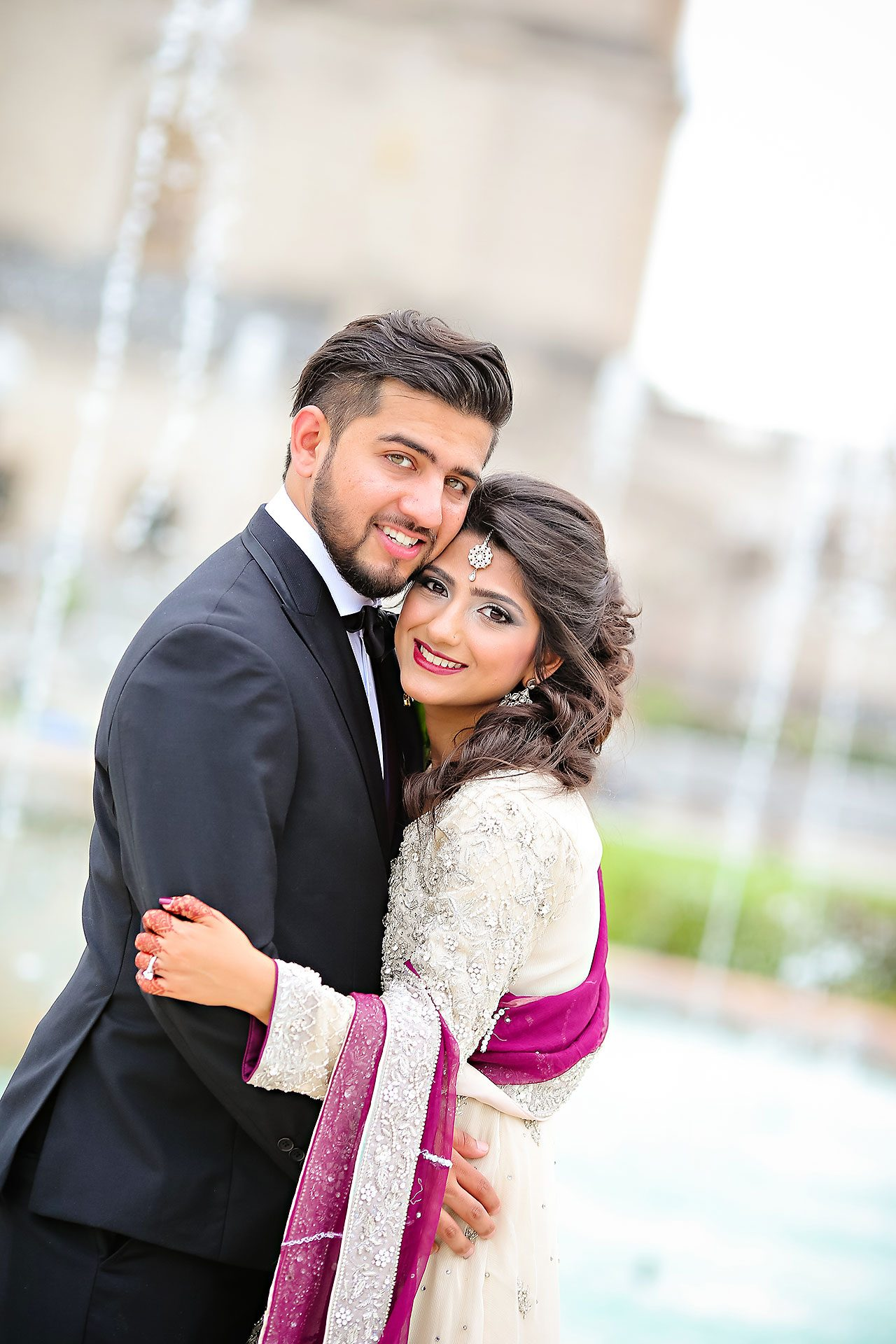 Haseeba Ammar Indianapolis Pakistani Wedding Reception 093