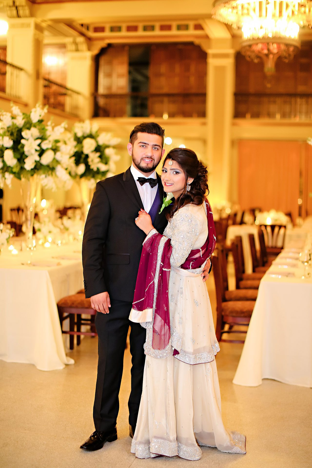 Haseeba Ammar Indianapolis Pakistani Wedding Reception 171