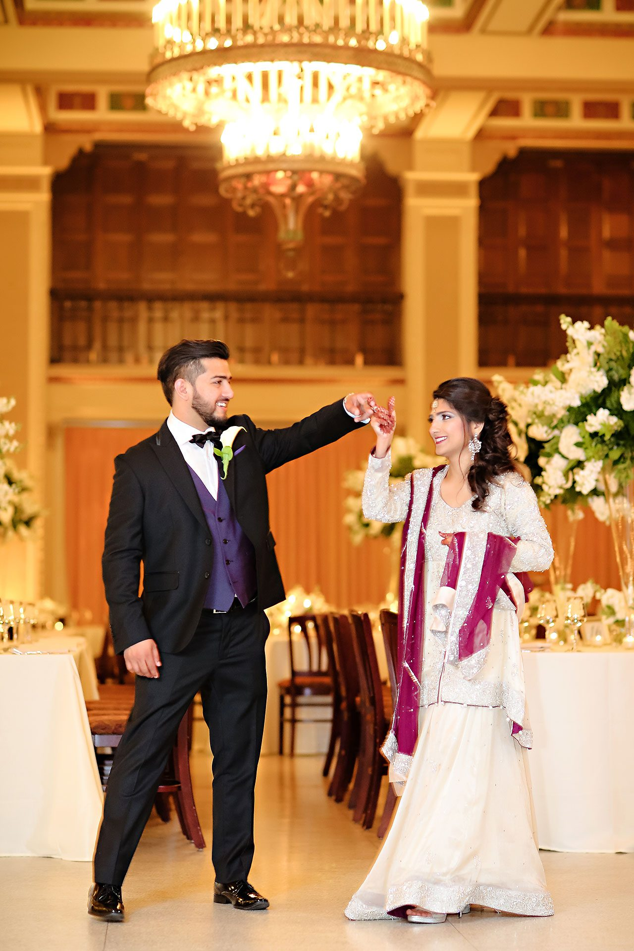 Haseeba Ammar Indianapolis Pakistani Wedding Reception 178