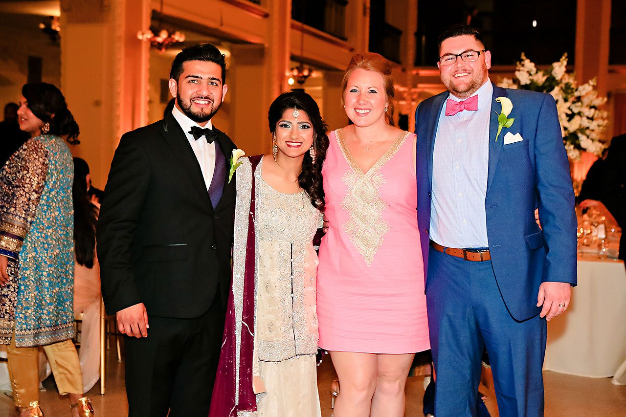 Haseeba Ammar Indianapolis Pakistani Wedding Reception 302