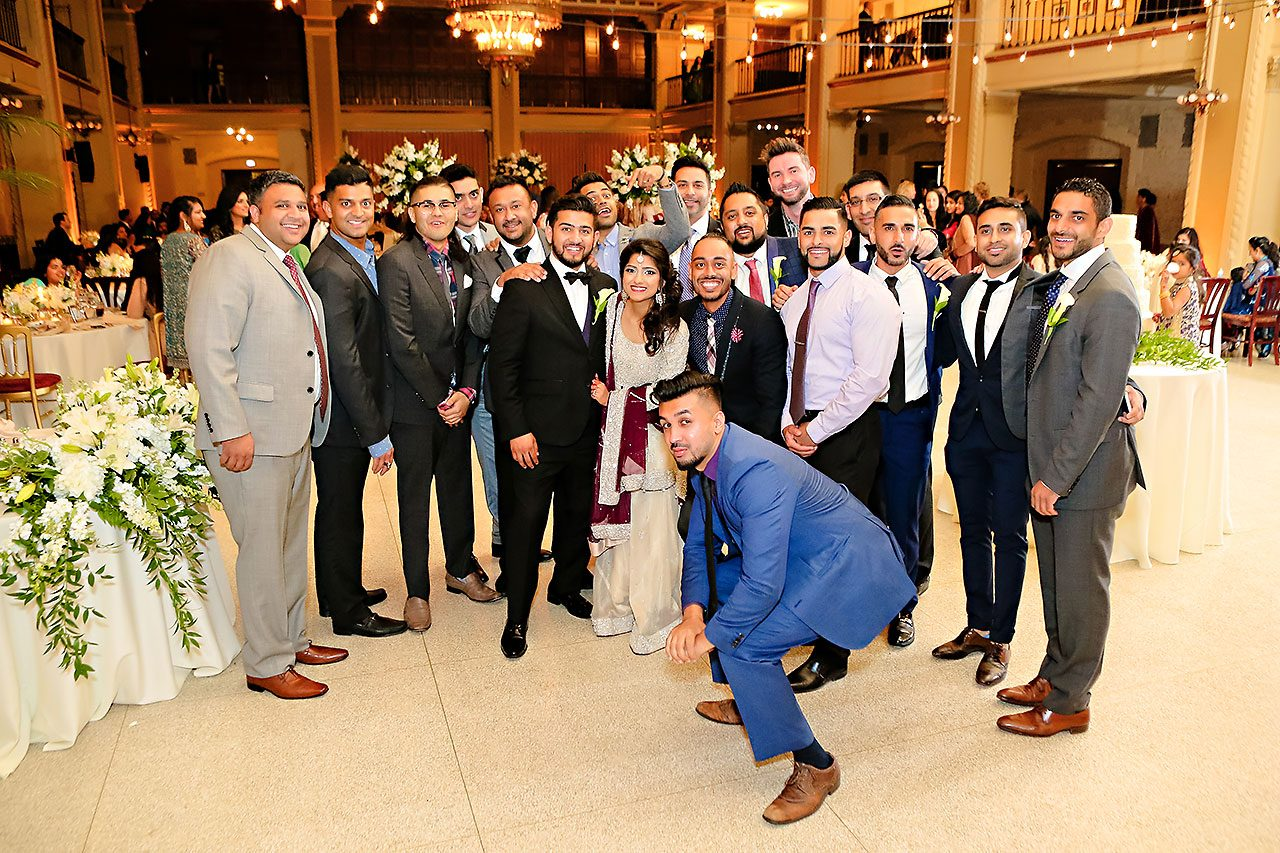 Haseeba Ammar Indianapolis Pakistani Wedding Reception 304