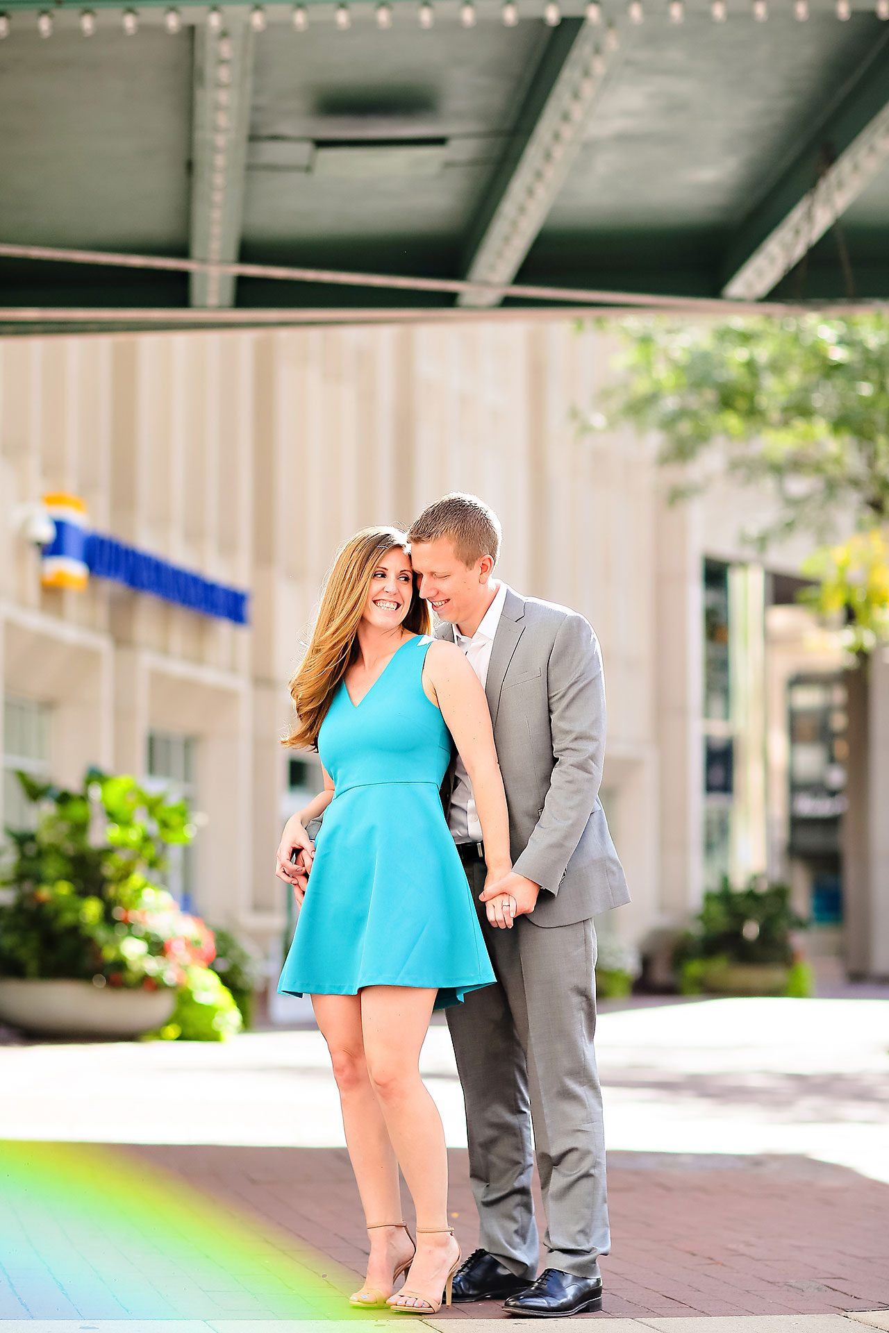Chelsea Jeff Downtown Indy Engagement Session 064
