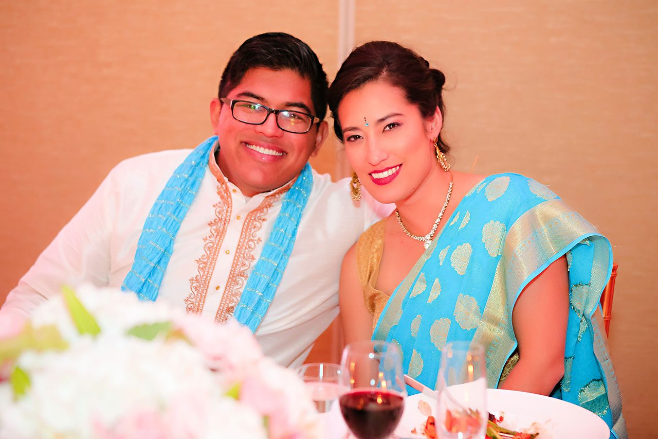 Rojita Chris Indianapolis Indian Wedding JW Marriott 191