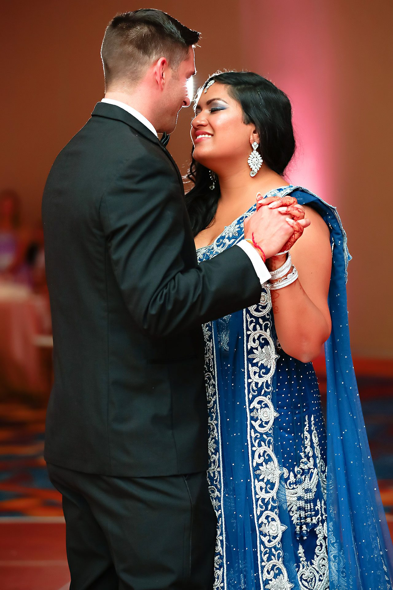 Rojita Chris Indianapolis Indian Wedding JW Marriott 216