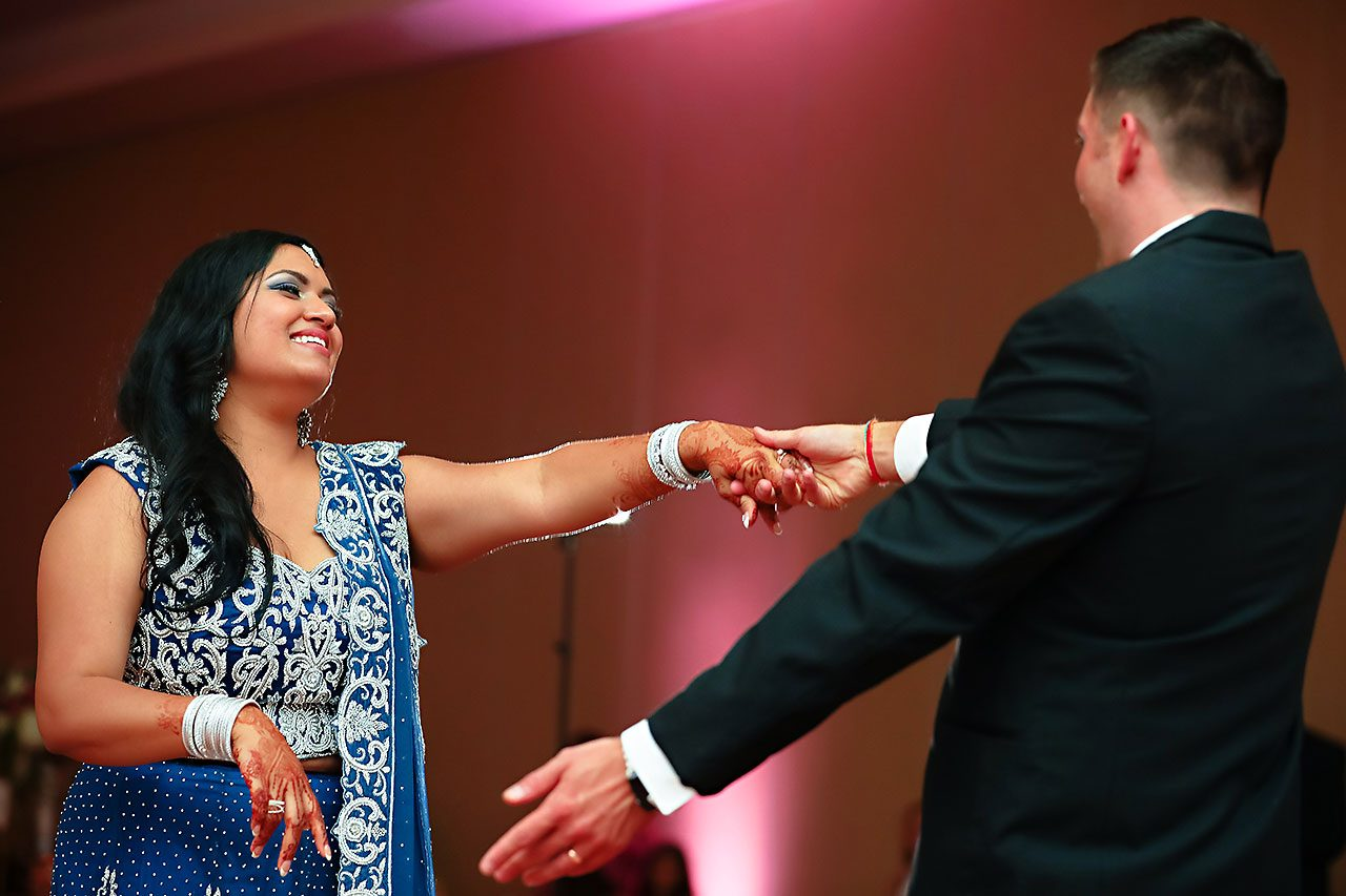 Rojita Chris Indianapolis Indian Wedding JW Marriott 221