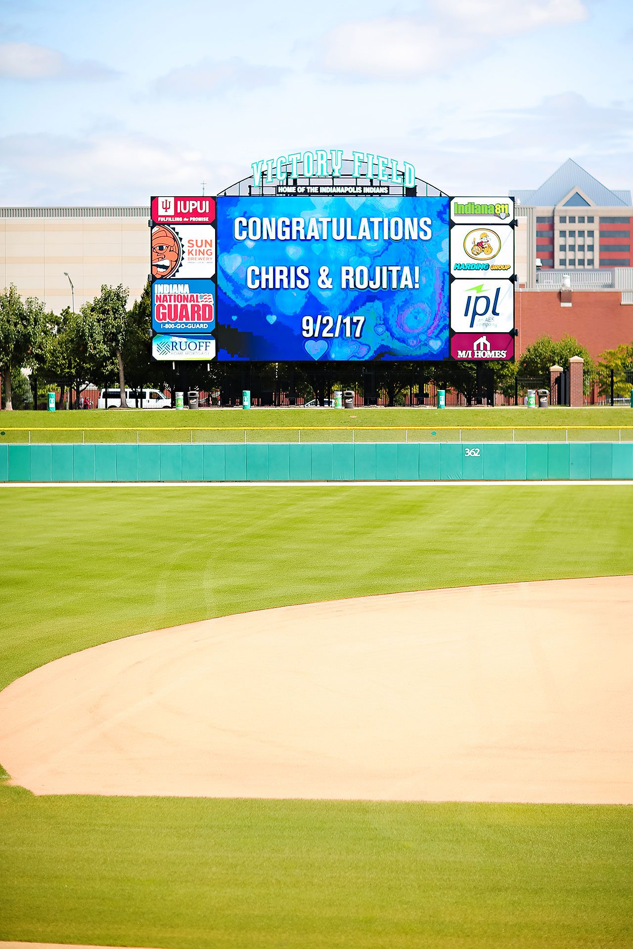 Rojita Chris St Johns Victory Field Wedding 202