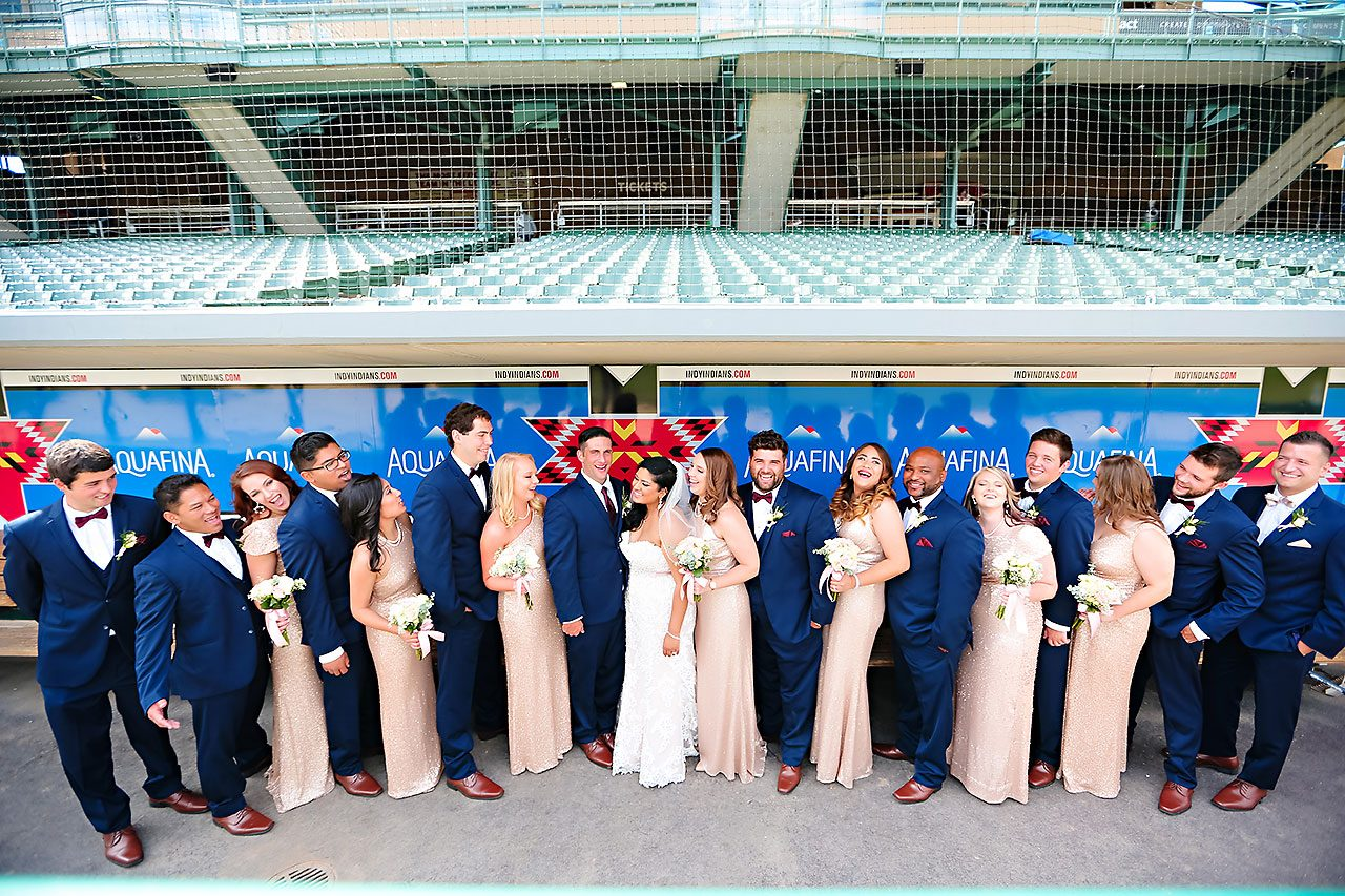 Rojita Chris St Johns Victory Field Wedding 207