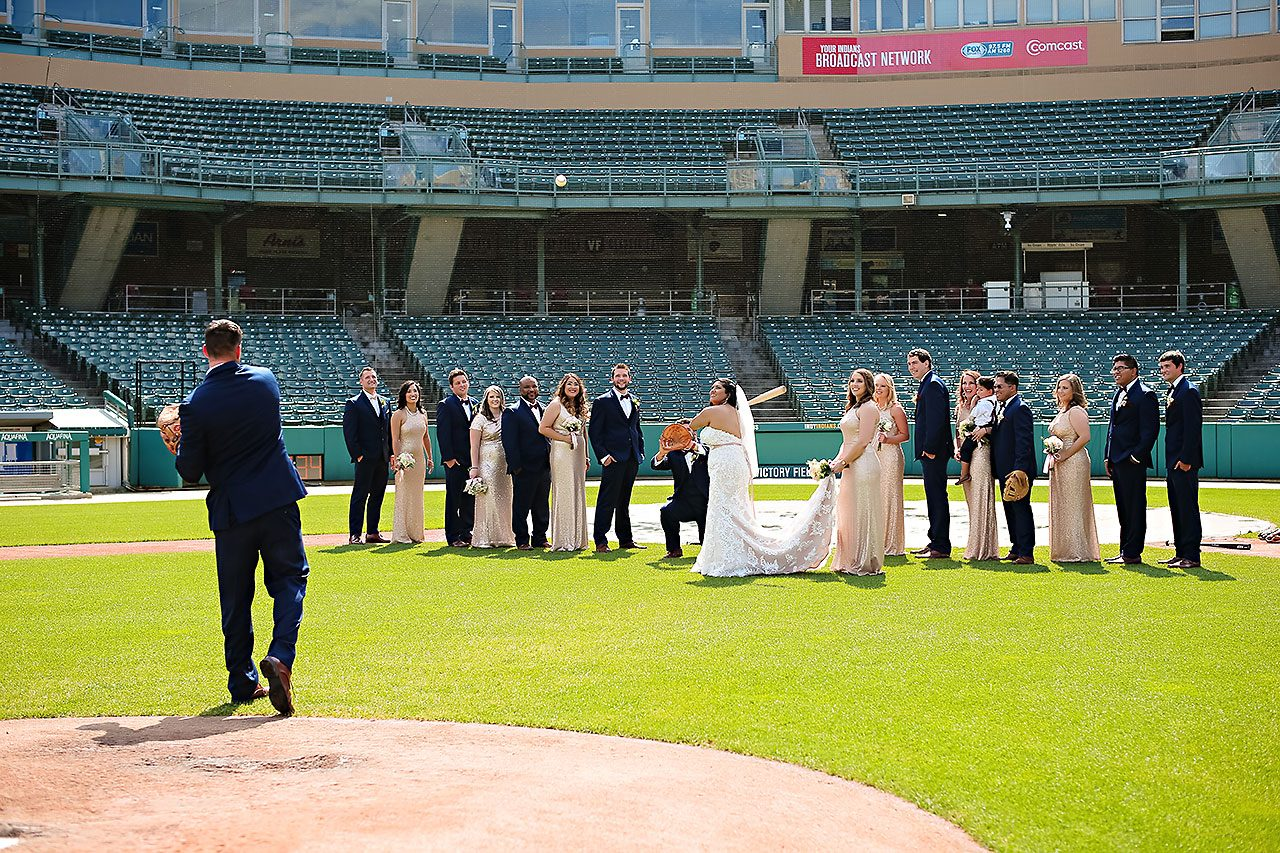 Rojita Chris St Johns Victory Field Wedding 216