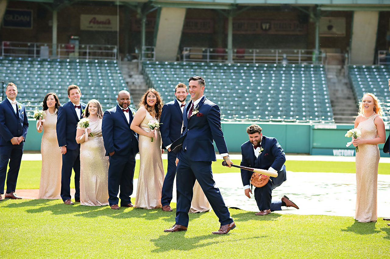 Rojita Chris St Johns Victory Field Wedding 235