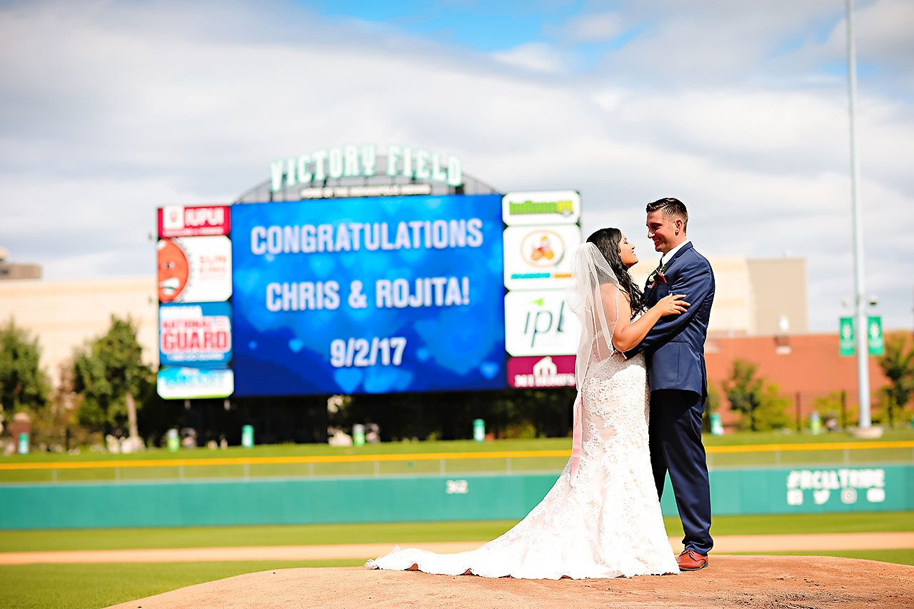 Rojita Chris St Johns Victory Field Wedding 245