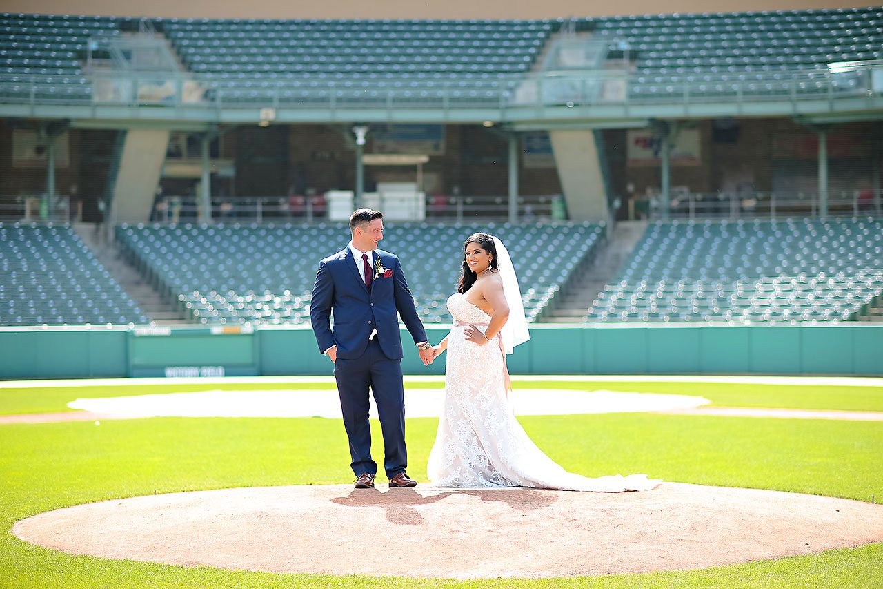 Rojita Chris St Johns Victory Field Wedding 252