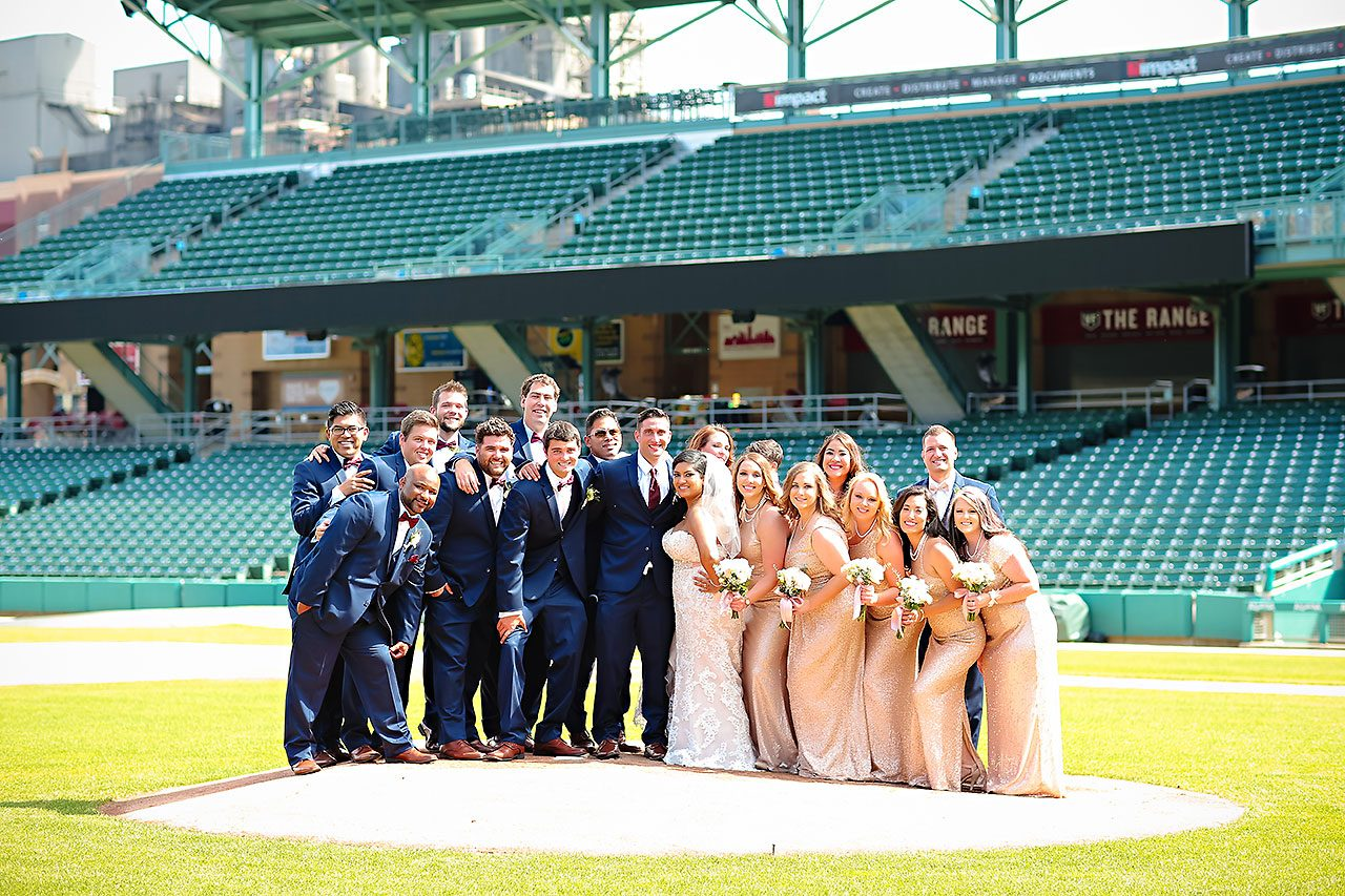 Rojita Chris St Johns Victory Field Wedding 259