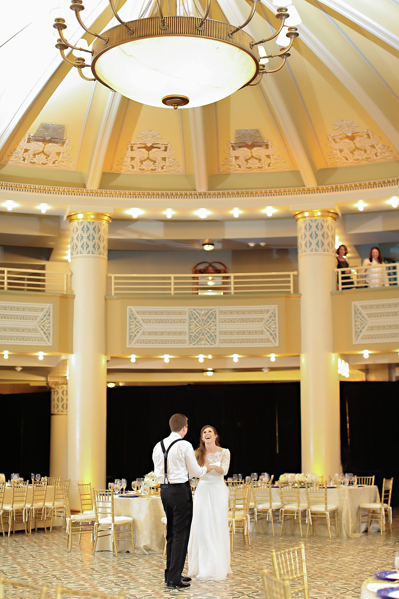 Chelsea Jeff West Baden Wedding 301