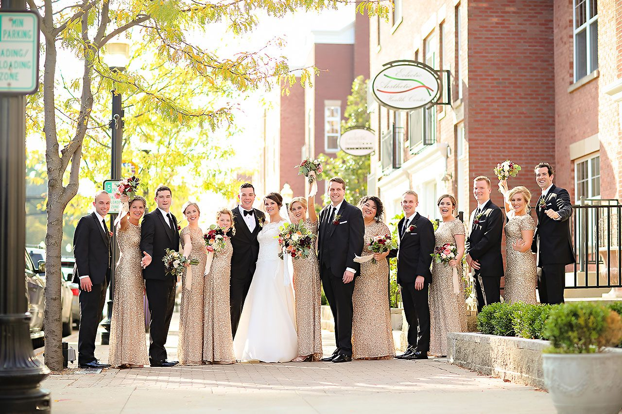 Emily JD Carmel Indiana Wedding 142