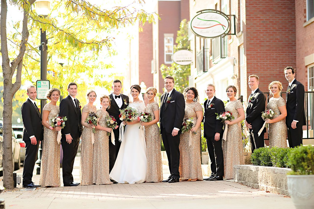 Emily JD Carmel Indiana Wedding 169