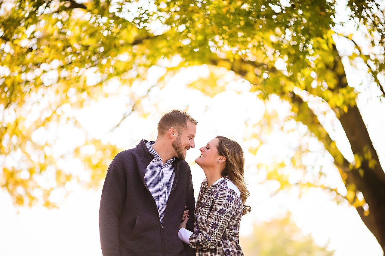 Erika Scott Fall Engagement Session