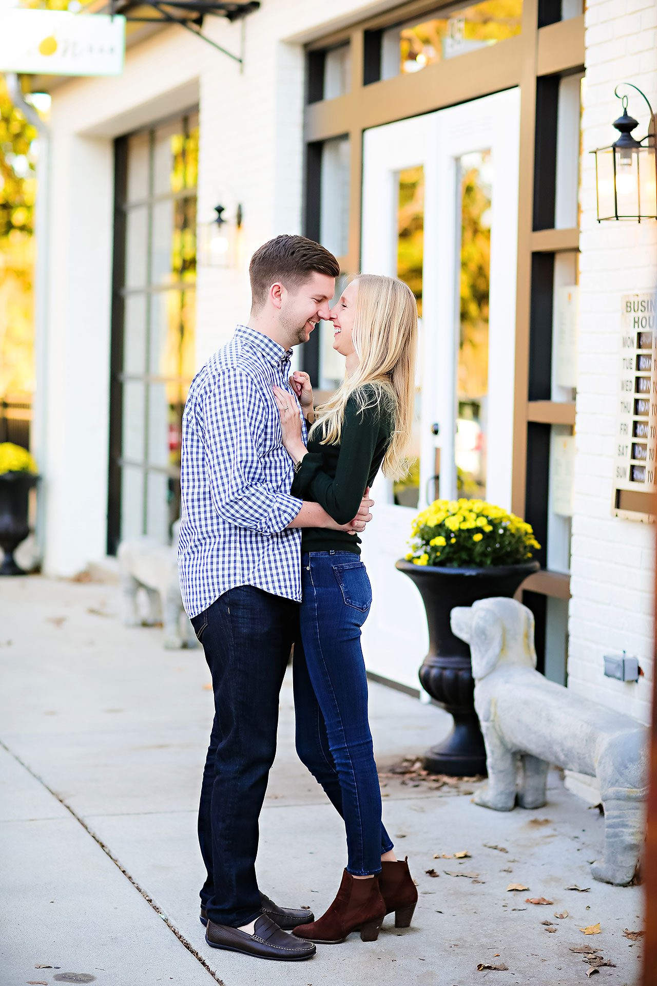 Molly Declan Zionsville Engagement Session 043