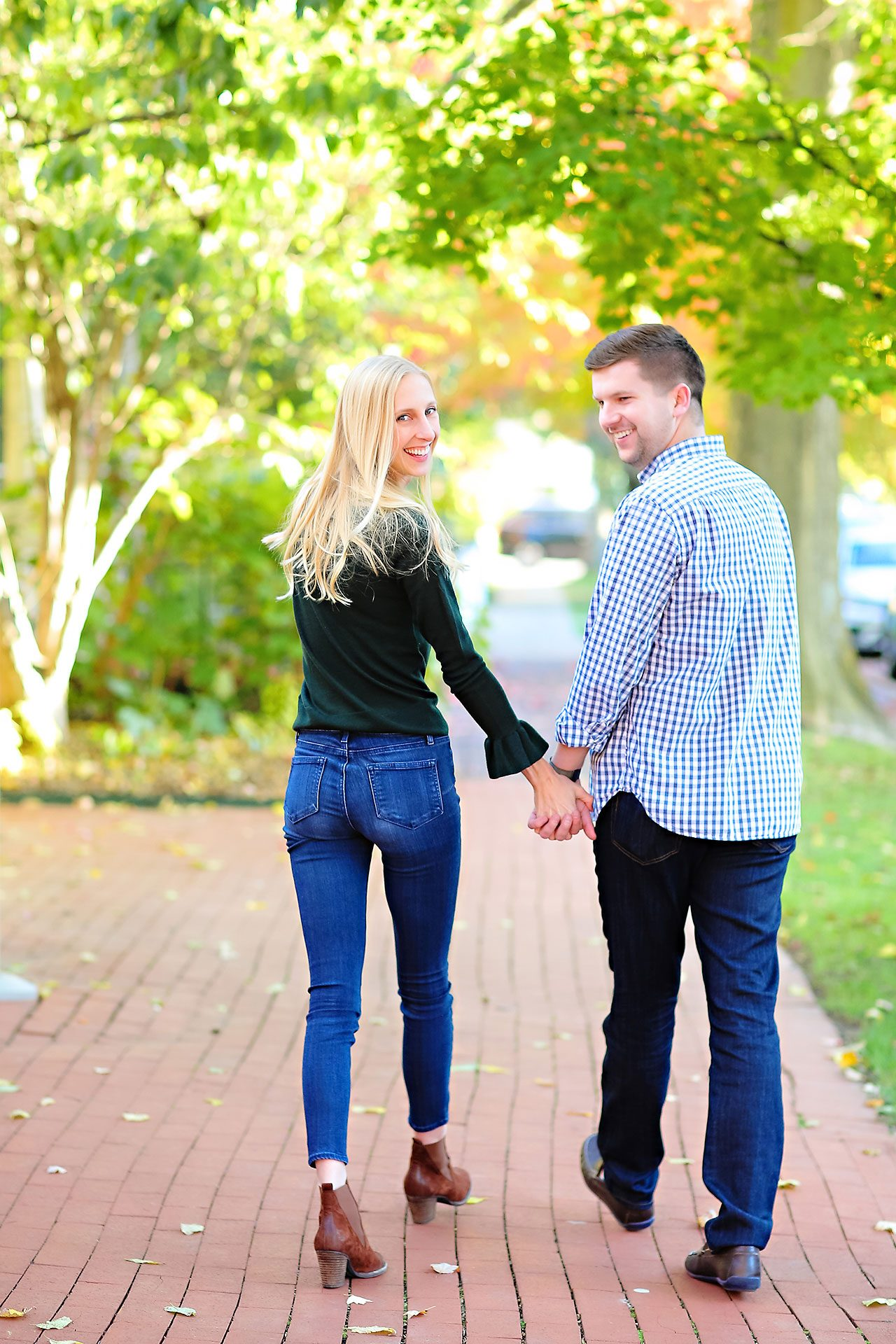 Molly Declan Zionsville Engagement Session 062