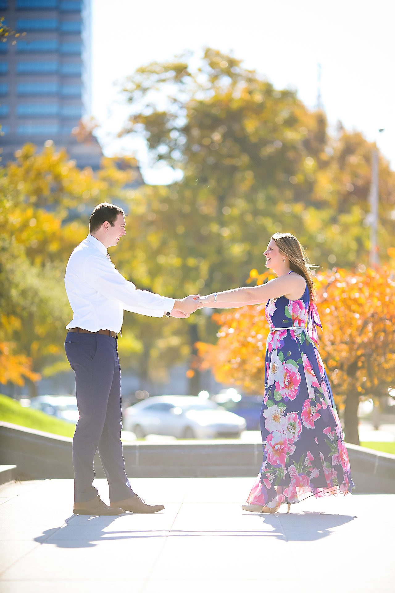 Katelyn Matt Indianapolis Fall Engagement Session 030