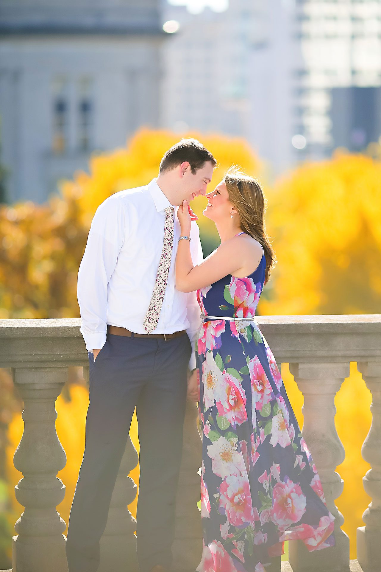 Katelyn Matt Indianapolis Fall Engagement Session 049