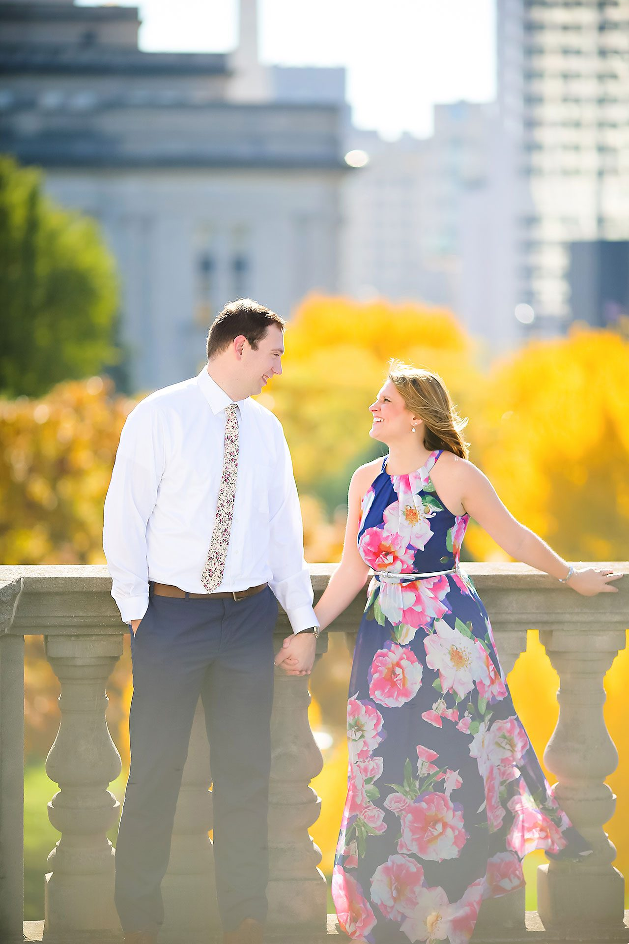 Katelyn Matt Indianapolis Fall Engagement Session 058
