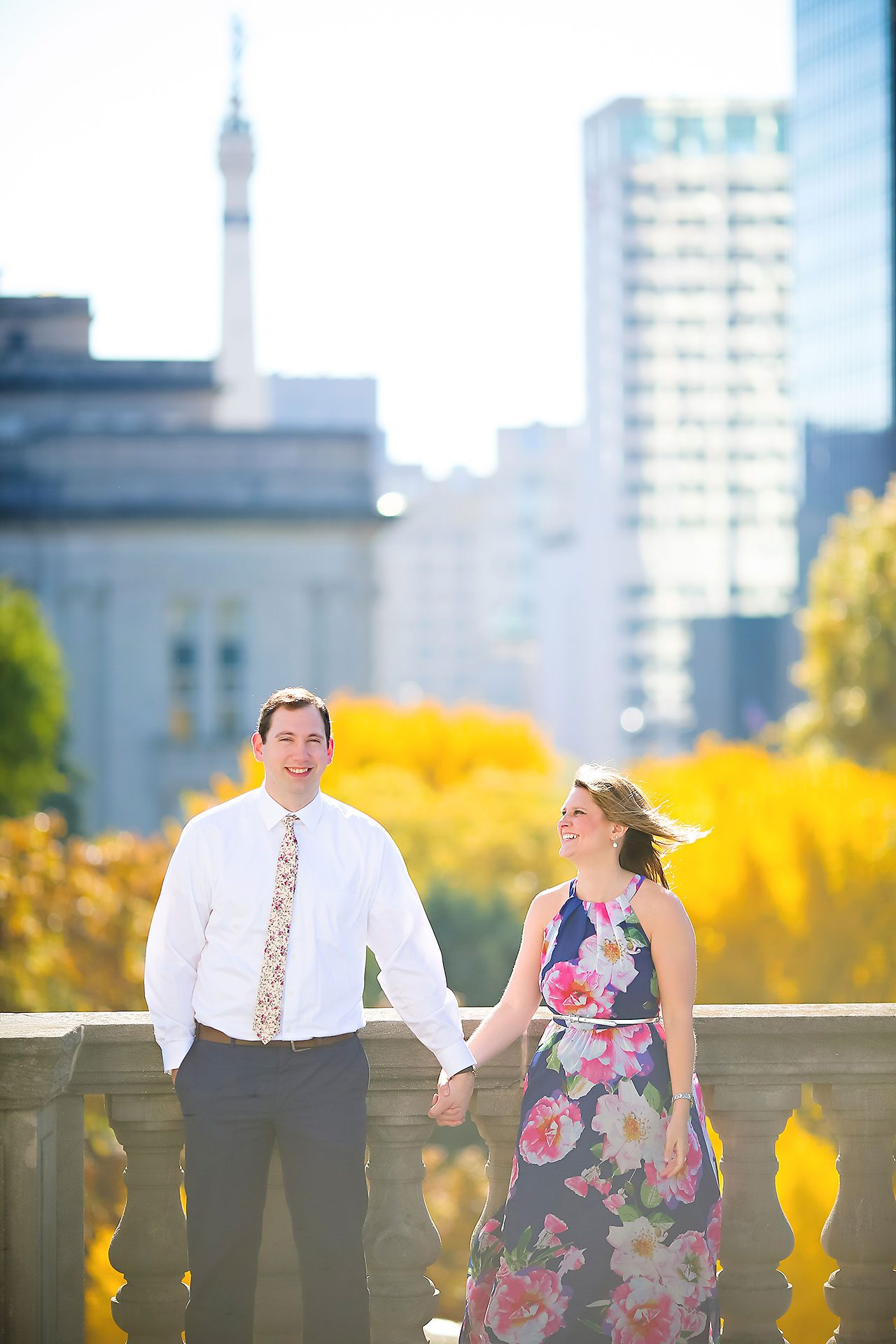 Katelyn Matt Indianapolis Fall Engagement Session 079