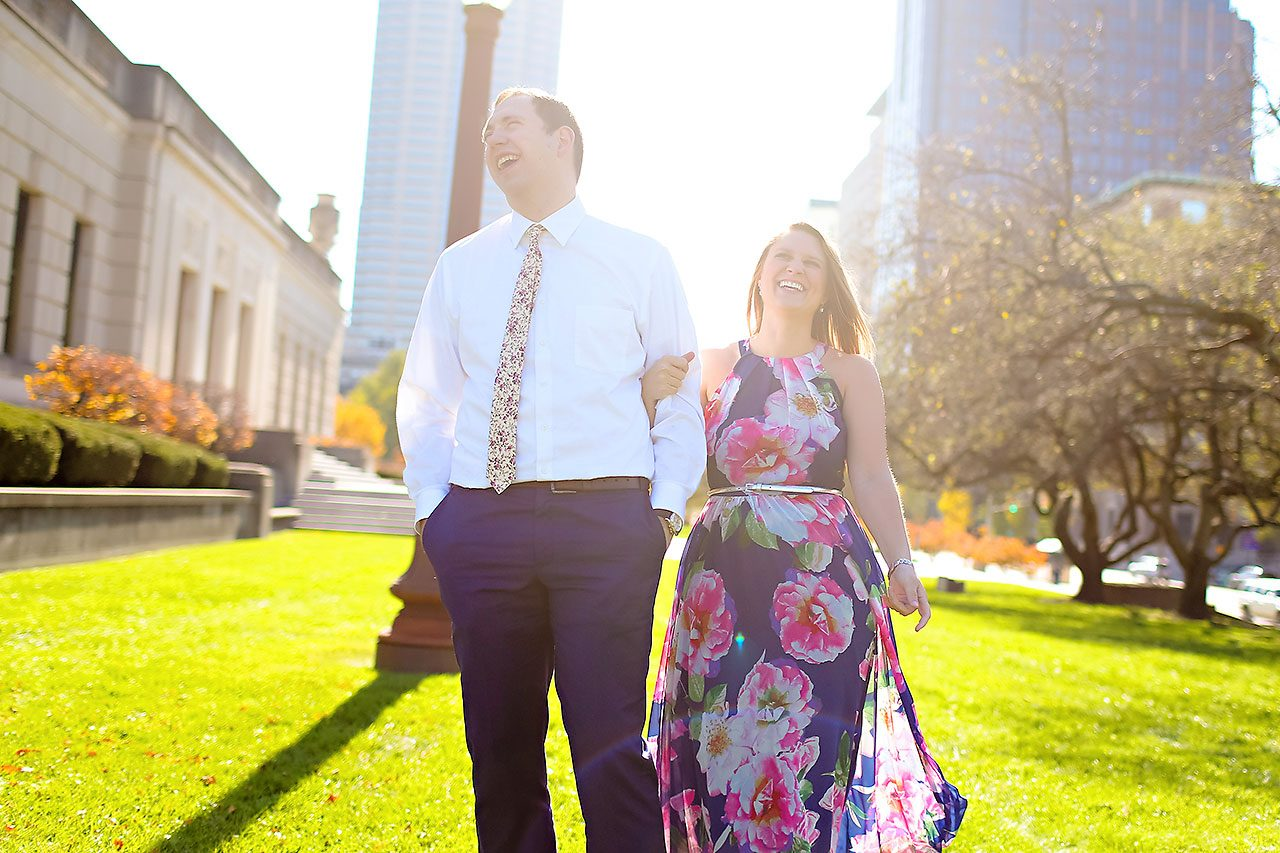Katelyn Matt Indianapolis Fall Engagement Session 090