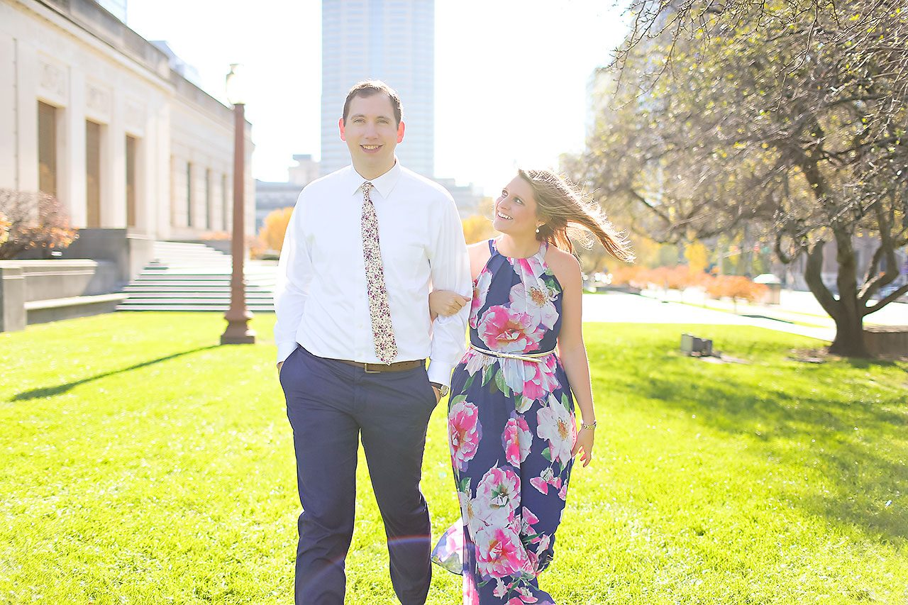 Katelyn Matt Indianapolis Fall Engagement Session 108