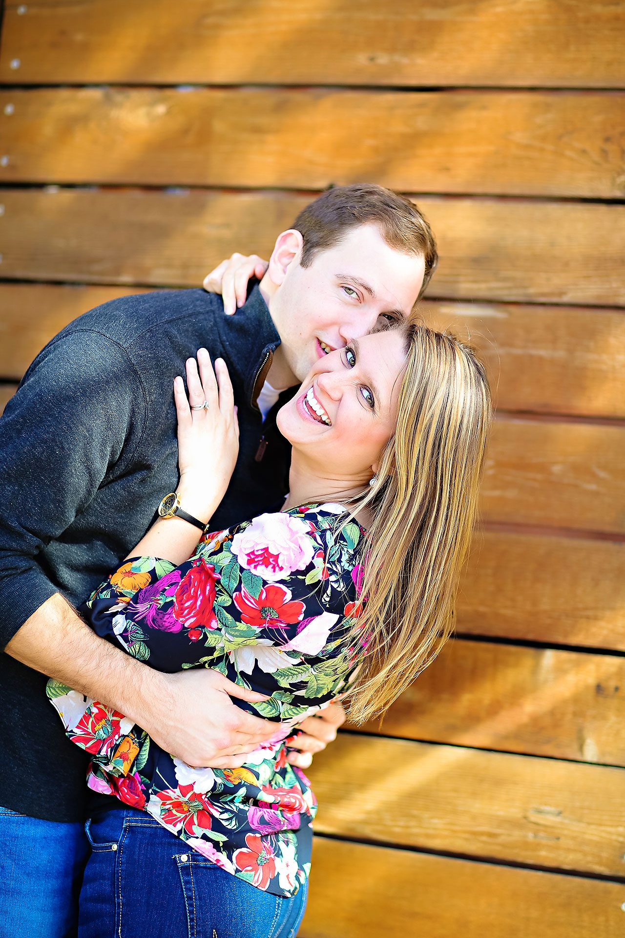 Katelyn Matt Indianapolis Fall Engagement Session 113