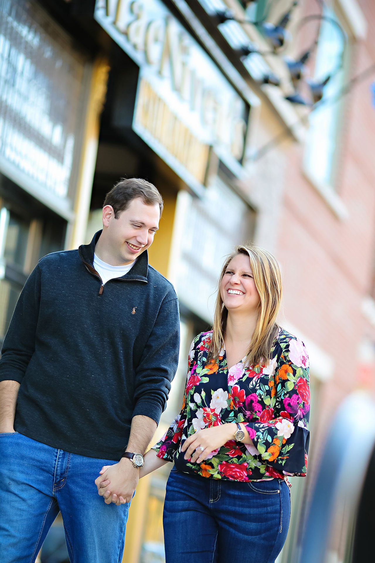 Katelyn Matt Indianapolis Fall Engagement Session 114