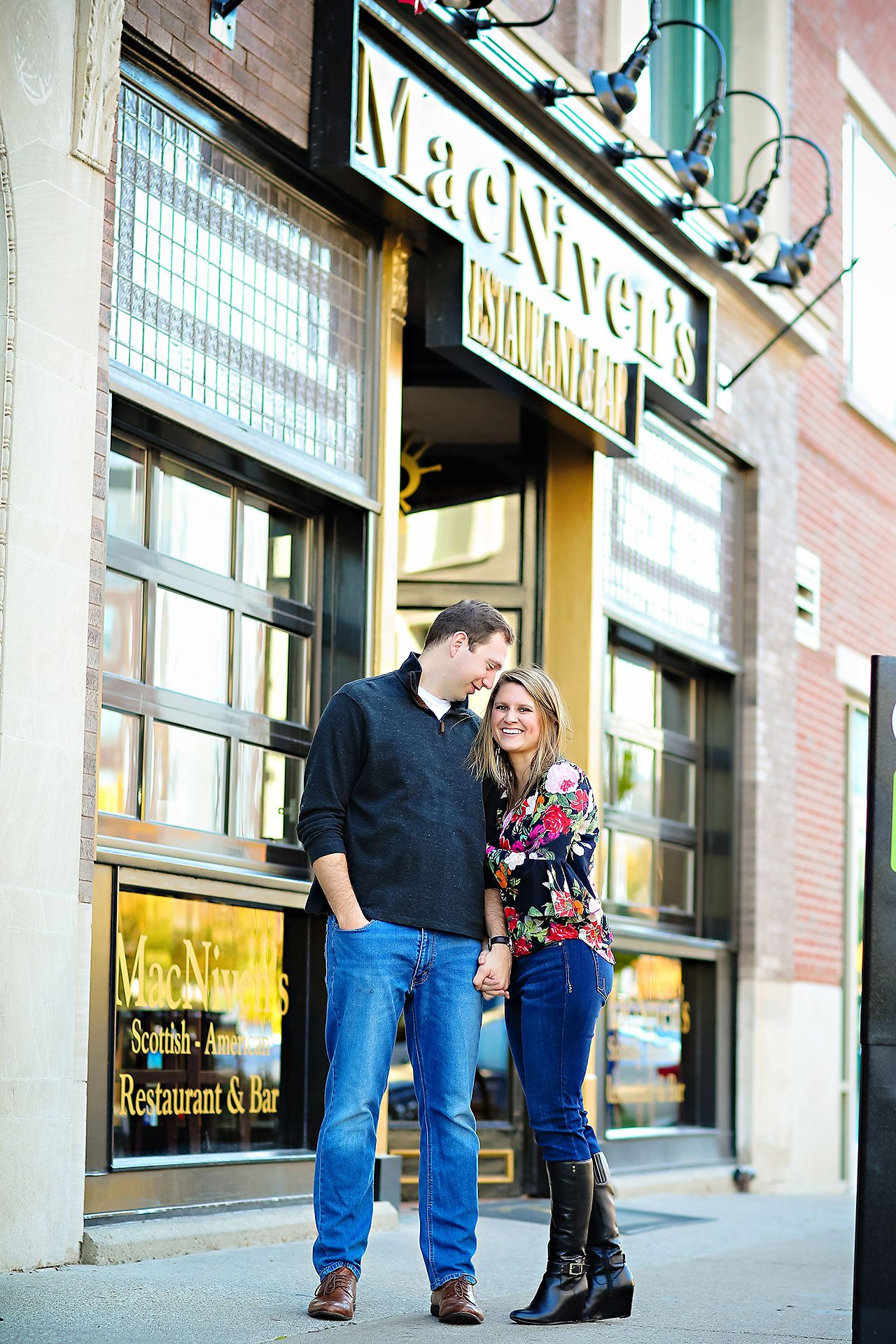 Katelyn Matt Indianapolis Fall Engagement Session 116