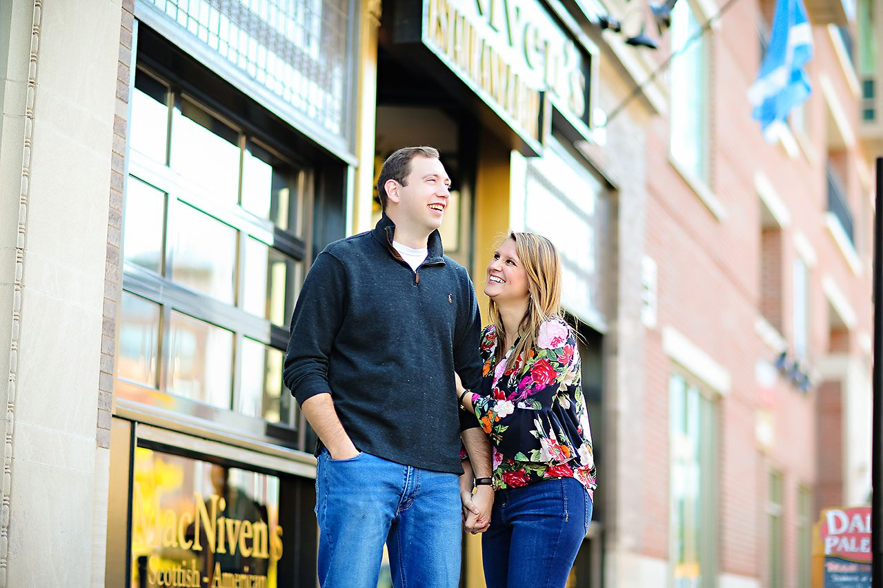 Katelyn Matt Indianapolis Fall Engagement Session 117